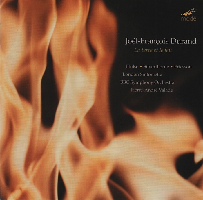 Music by JF. Durand, conducted by Pierre-André Valade