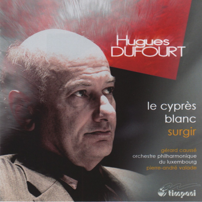 Music by Hugues Dufourt, Luxembourg Philharmonic, conducted by Pierre-André Valade